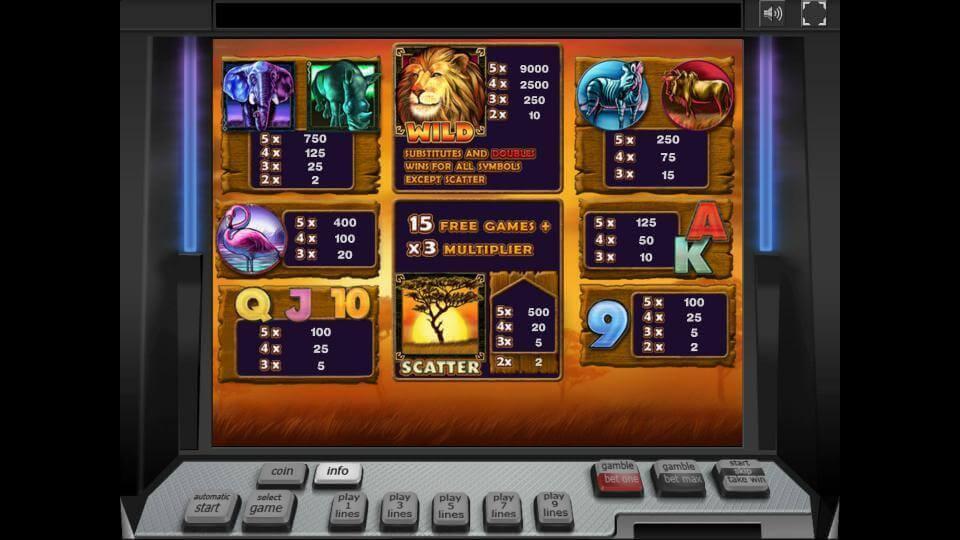 Азартные игры названия