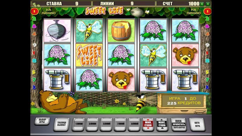 Изображение игрового автомата Sweet Life 2