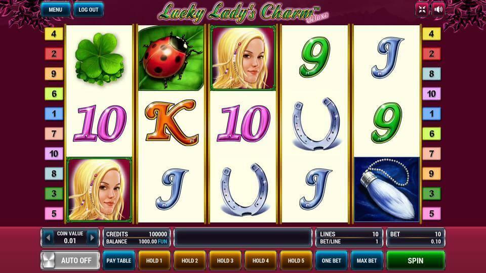 Изображение игрового автомата Lucky Lady's Charm Deluxe 2